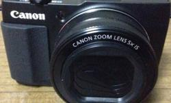Wts canon G1x mk2, in mint condition like new. Seldom