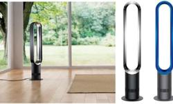 1 Dyson AM07 Tower Fan (Black/Nickel) for Sales at
