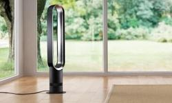 Dyson AM07 Tower Fan (Black/Nickel) for Sales at $680.