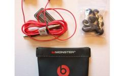 Genuine HTC Dr. Dre Beats Earphones Headset This