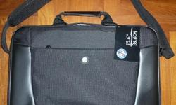 Brand new HP computer laptop bag/case sling bag with