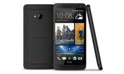 Selling HTC One stealth black 32 GB FAST PREMIUM PHONE
