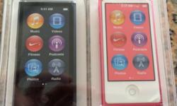 Hi to all i would like to sell off my New Ipod Nano 7th