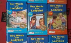 New Ladybird key words