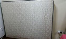 New Like Mattress 6 months old, used only for 3 - 4