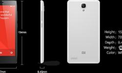 Brand New In Box Redmi 4G available for sale! Can