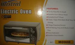 move out sale : New Electric Oven for sale SGD 30