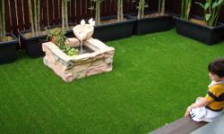 Non-Toxic Artificial GrassNatural Landscaping