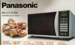 New Grill Microwave Oven 23L compact Oven Grill 1000W