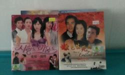 Welcome to my listing, i'm selling these 4 sets of dvd