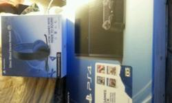 I am selling a brand new unopened PS4 500 GB bundled