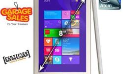 New Toshiba Encore 2 WT8 8.0-Inch 32 GB Tablet gold