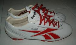 For sale: A pair of Reebok SprintFit Lite football