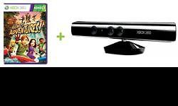 Kinect for Xbox 360 brings games and entertainment to