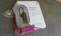 I have no need for this. Sony Bluetooth headset