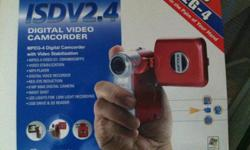 I have a brand new Digital Video Camcorder for sale.