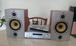 Selling a superb sounding combo of Cambridge Audio
