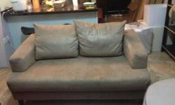 Hi, I am selling my sofa as I moved to my new where all