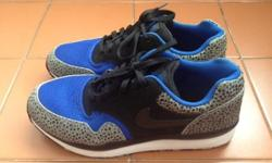 Nike Air Safari L.E Only worn once. Size US9 Interested
