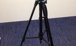 Unused tripod stand for sale. New.