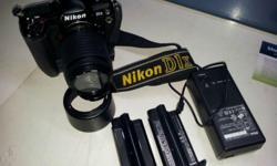 Clearing my collection, Nikon pro-body for sale. Still