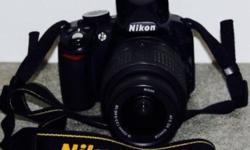 * Selling rarely used Nikon D3100 AF-S DX NIKKOR