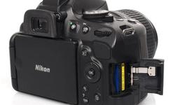 Nikon D5100 Good Condition Everything working