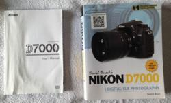 ? Nikon D7000 Camera Body with original strap in