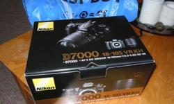 Nikon D7000 Kit 18-105mm Harga;5.000.000 U/Informasi