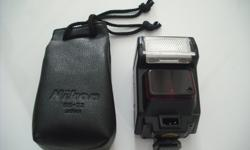 Nikon Autofocus Speedlight (Model SB22) Made in Japan