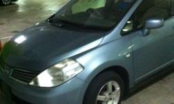 Nissan Latio 1.6 A Auto Transmission, Economical And