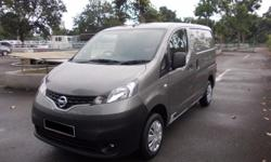 Brand New ! Freshly ! Virgin ! Nissan NV200 1.5 Manual