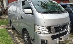 Nissan Urvan (2015 model) $140/day $130/day (if 3 days