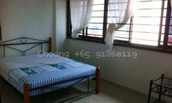 MASTER ROOM WITH ATTACHED BATH FOR RENT AT BLK 635