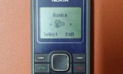 Nokia 1202 (Comes with charger) Non-Cam Selling at $25