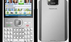 Used Nokia E5 for sale in good condition. It comes with