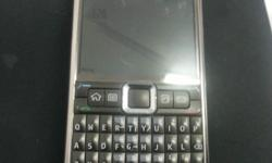 Hi letting go of my nokia E71 for Sgd 80 only.
