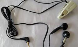 New, Nokia hands free earpiece or headset. Can be used