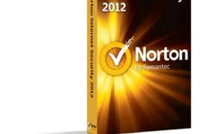 Letting go a brand new Norton Internet Security 2012.