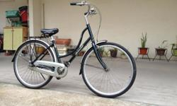 Be seen in style, evergreen classic design, 3 speed