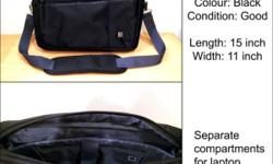 *** Laptop Bag �Agva� *** Condition : Like New ***