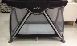 Nuna playpan in great condition. One hand fold and