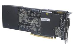 I have used NVidia GTX 590 and in very good condition.