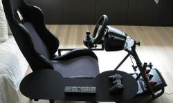 - obutto racing seats - logitech g27 reason for