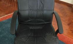 Office chair for sale $20. Used condition. Self