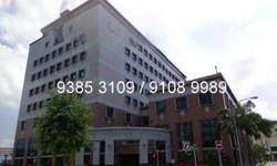 Office space available for RENT @ CPF Tampines