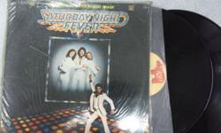 Old Records for sale Bee Gees Saturday Night Fever