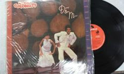Old Records for sale Donny & Marie Goin� Coconut