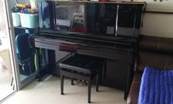 WTS Preloved Upright Piano for $399 Brand: TOYO