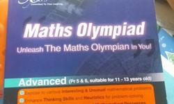 Olympic book at S$10 for intermediate and S$11 for